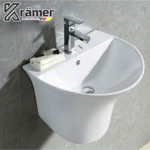 Chậu Lavabo Treo Tường Kramer KL-3213