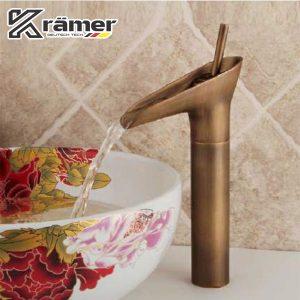 Vòi Lavabo Nóng Lạnh Kramer KF-6401