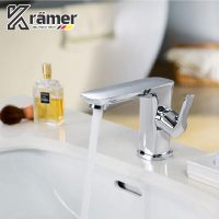 Vòi Lavabo Nóng Lạnh Kramer KF-9883