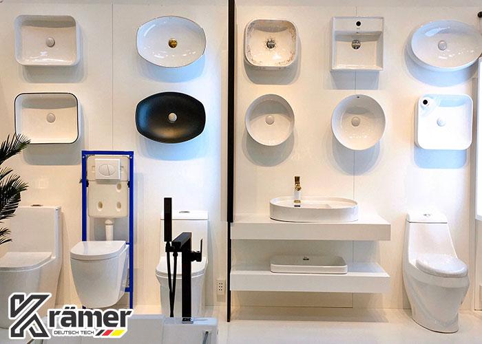 Ưu Điểm Tốt Độc Đáo Của Tất Cả Sản Phẩm Thiết Bị Phòng Tắm Tại Kramer