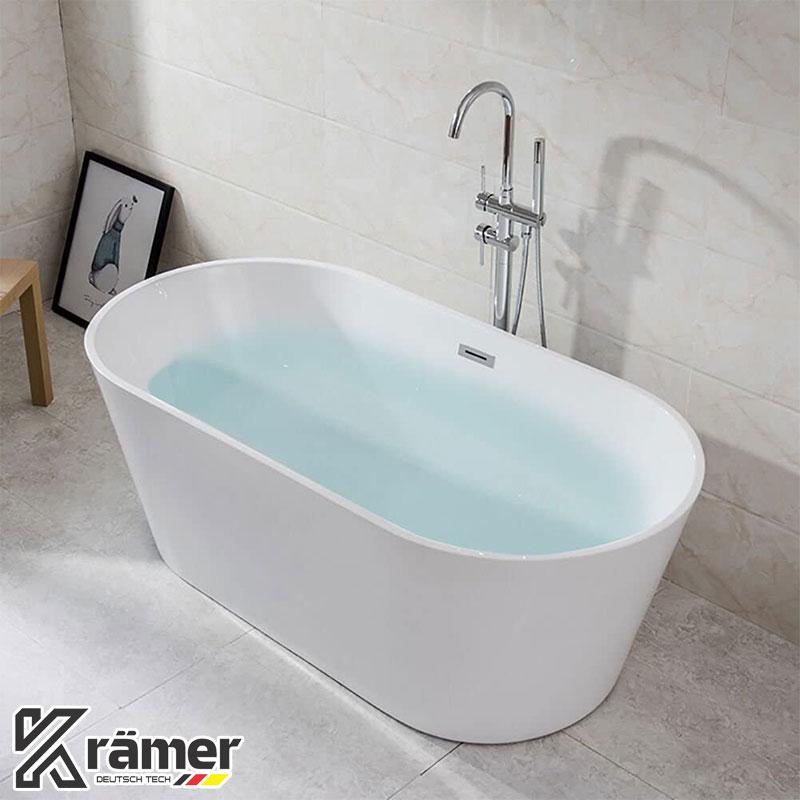 Lựa chọn chất liệu chi tiết bồn tắm