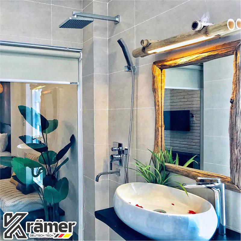 Chậu rửa mặt (Lavabo) Kramer