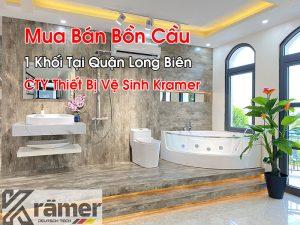 Mua Bán Bồn Cầu 1 Khối Tại Quận Long Biên