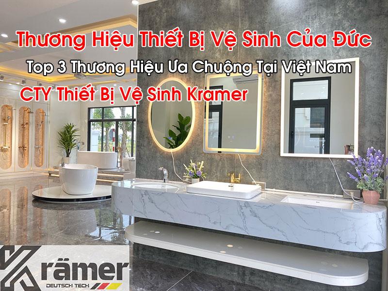 Thương Hiệu Thiết Bị Vệ Sinh Của Đức Chất Lượng Tại Việt Nam